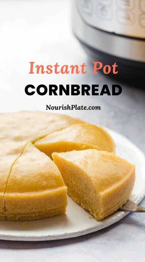 Instant Pot Cornbread Pin-1